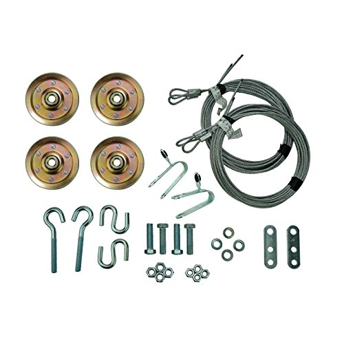 Buy Discount Garage Door Pulley Kit with Cables