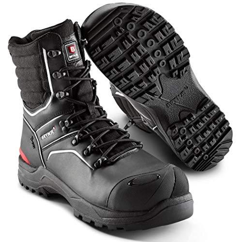 Brynje veiligheidsschoenen model B-Dry Boot met rits, EN ISO 20345 S3 SRC