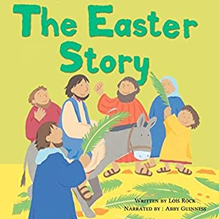 The Easter Story audiobook cover art