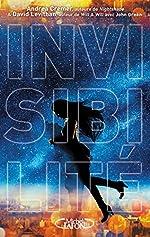 Invisibilité d'Andrea Cremer