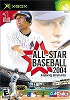 All Star Baseball 2004 / Game