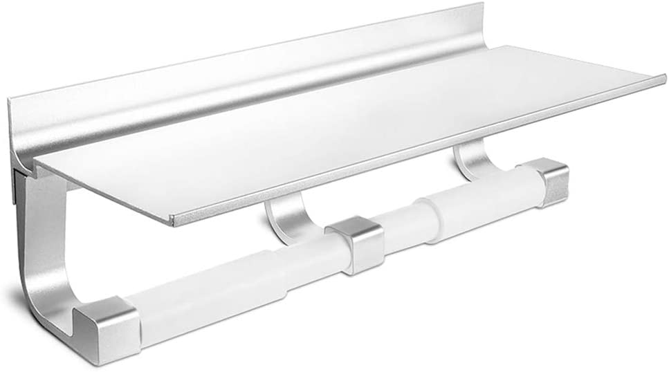 BOINN Toilet New Shipping Free Paper Holder Rolls Wall Mounted Double Max 89% OFF