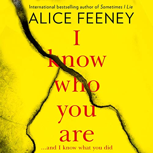 Couverture de I Know Who You Are