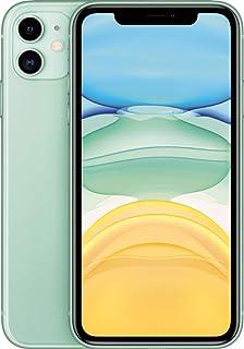 Apple iPhone 11, 128GB, Unlocked - Green (Renewed)