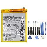 Batterie HB366481ECW pour Huawei P9 - P9 Lite - P10 Lite - P20 Lite - Y6 2018 - Honor 8 Lite - 9...