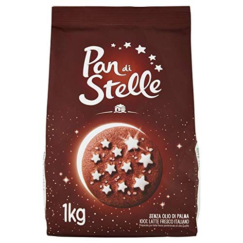 Pan di stelle Busta Alluminio Cacao E Nocciole, 1 kg