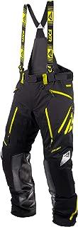 FXR Mens Renegade SX-Pro Pant (Black/Hi Vis, Large)
