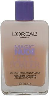 Loreal Magic Nude Face Foundation - 27 ml, No.312 Classic Ivory