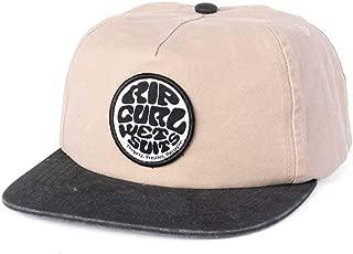 Rip Curl Men's Washed WETTY SB Cap, Khaki, 1SZ