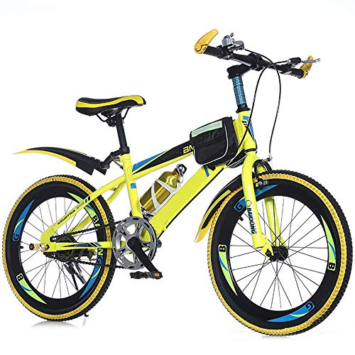 XWDQ Mountainbike 20 Inch Speed Student Vouwen Kinderen Single Speed Fiets