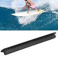フィン ボックス プラグ ホルダー、サーフィン アクセサリー 耐久性のあるサーフボード フィン ボックス ポータブル サーフボード用(black)
