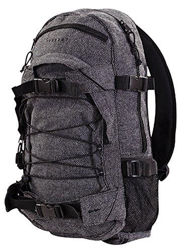 Forvert New Louis Backpack Rucksack Bag Tasche 880060(Flannel Grey)