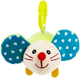 hou zhi liang H/ängende Spielzeug Rassel weichem Pl/üsch Spielzeug h/ängen Kinderwagen Spielzeug Neugeborene Kleinkind Geschenk Meerestiere