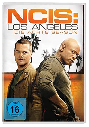 NCIS: Los Angeles - Die achte Season [6 DVDs]