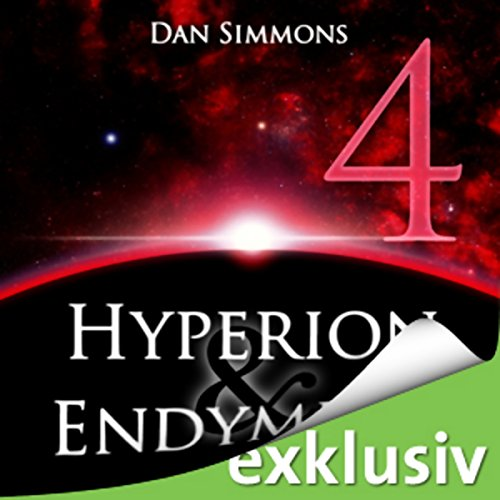 Hyperion & Endymion 4 audiobook cover art