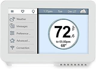 ترمینستات Wi-Fi هوشمند Vine با صفحه نمایش لمسی ، الکسا و کنترل برنامه