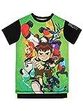 Ben 10 Camiseta para niño Multicolor 10-11 Años