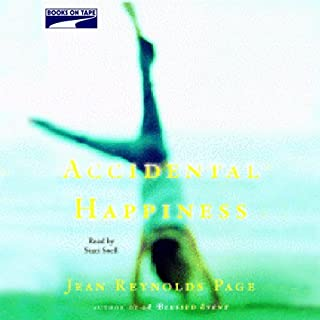 Accidental Happiness audiobook cover art