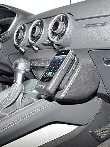 Kuda 1735 Halterung Kunstleder Schwarz Für Audi Tt Ab Elektronik