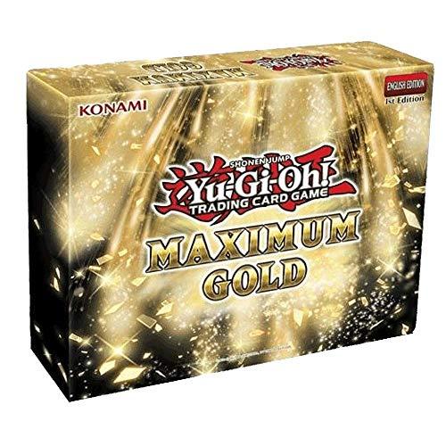 YU-GI-OH! YuGiOh Maximum Gold Collectors Set