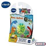 VTech - RockIt TWIST - Jeu Dino Safari, jeu console éducative