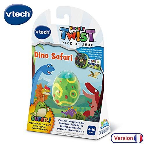Vtech – Rockit Twist – Dino Safari Spiel Lernkonsole