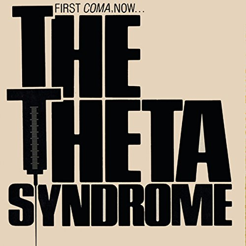 The Theta Syndrome audiobook cover art