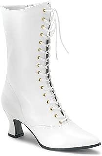 white platform boots fancy dress