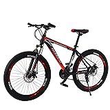 KALALY Bikes Adult Mountain BikesOutroad Mountain Bike, 26 Inch...