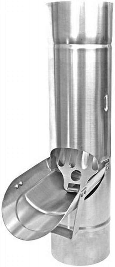 80 87 und 100 mm Sockelknie mit 60 mm Ausladung Titanzink in den Gr/ö/ßen 76 87 mm