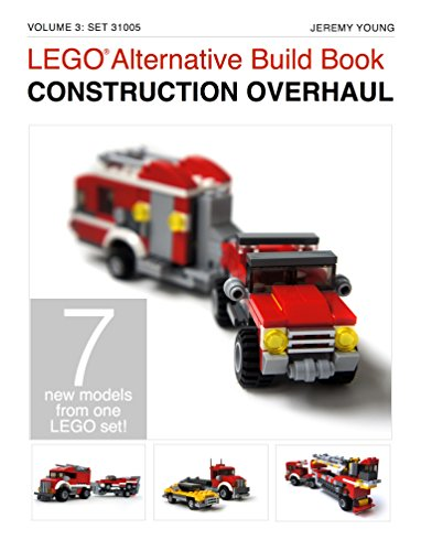 LEGO® Alternative Build Book: Construction Overhaul (English Edition)