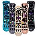 Philips Universal Remote Control for Samsung, Vizio, LG, Sony, Sharp, Roku, Apple TV, RCA, Panasonic, Smart TVs, Streaming Players, Blu-ray, DVD, Simple Setup, 4 Device, Gold, SRP2014C/27