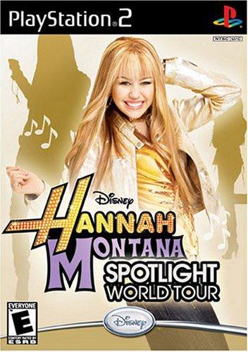 Disney Hannah Montana: Spotlight World Tour, PS2, ESP PlayStation 2 Español vídeo...