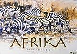 Bodo Meier Afrika Kalender 2020: JAGEN WELTWEIT - Bodo Meier