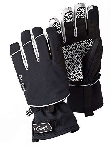 Dexshell wasserdichter Handschuh Ultra Therm Outdoor Gloves Schwarz (M)