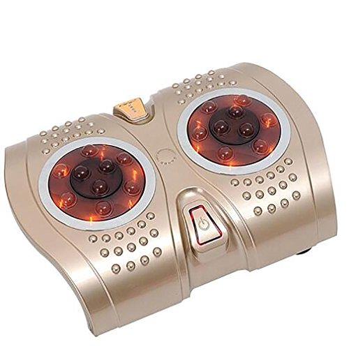 LL-Fuss-Massagegerät elektrisches kneten Heizung Multifunktions-fußmassager digitales Meridian Behandlungs Instrument , A