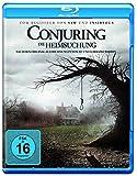 Bluray Horror Charts Platz 6: Conjuring [Blu-ray]
