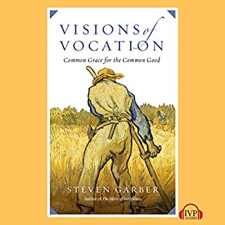 Visions of Vocation audiobook cover art
