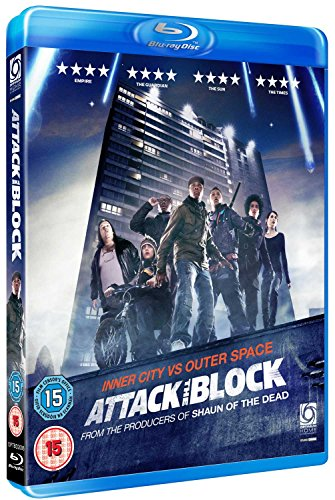OPTIMUM RELEASING Attack The Block [BLU-RAY]