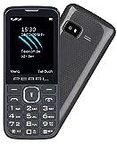 simvalley MOBILE Dual SIM Handys: Dual-SIM-Handy mit 6,1-cm-Bildschirm (2,4