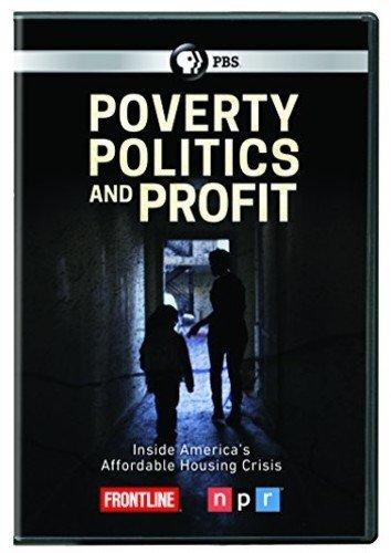 FRONTLINE: Poverty Politics and Profit Super-cheap DVD Max 60% OFF