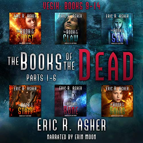 The Books of the Dead: Parts 1-6 Titelbild