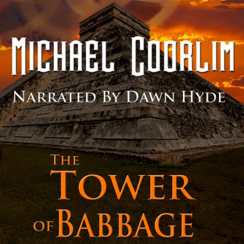 The Tower of Babbage audiobook cover art
