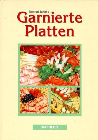 Garnierte Platten