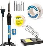 LDK Soldering Iron Kit Electric 60W 110V...