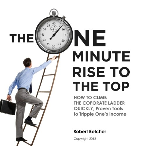 The One Minute Rise to the Top cover art