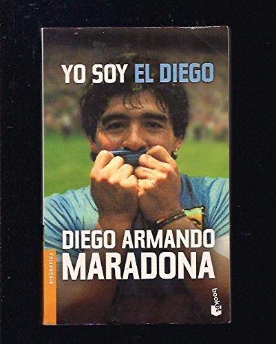 Yo soy el Diego (Booket Logista)