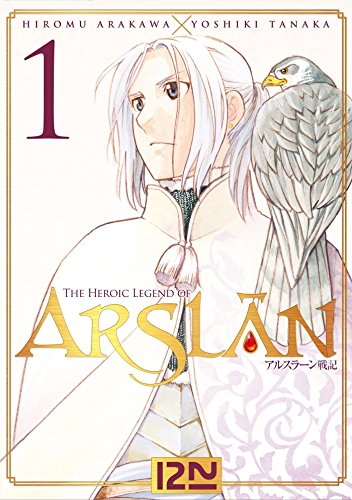 The Heroic Legend of Arslân - tome 01