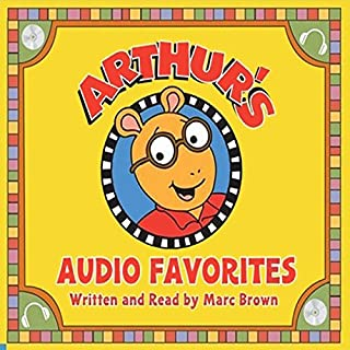 Arthur's Audio Favorites, Volume 2 audiobook cover art