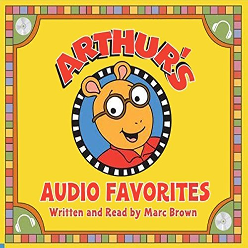 Arthur's Audio Favorites, Volume 2 audiobook cover art
